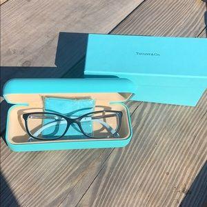 Tiffany eyeglasses 2079 rhinestones